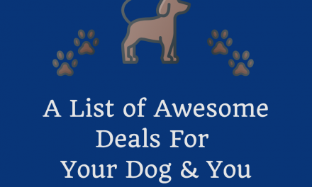 Amazing Deals On Dog Stuff For Black Friday And Cyber Monday